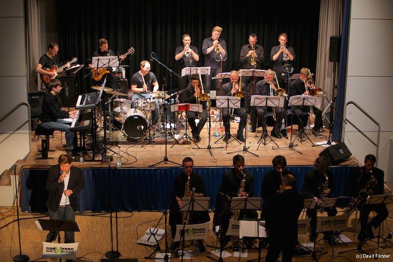 LE Big Band 2013-11 Band 03
