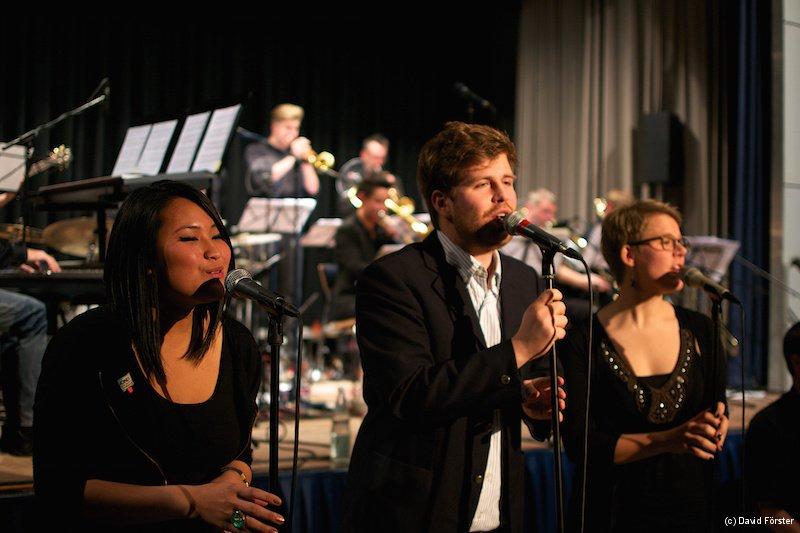 LE Big Band 2013-11 Solisten 17
